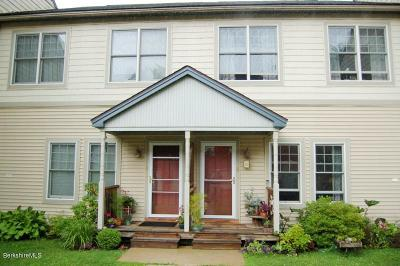 Great Barrington Condo/Townhouse For Sale: 6 Rose Court West Ct #6