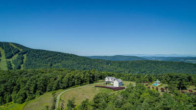 Berkshire County Single Family Home For Sale: 278 Hillsdale Rd