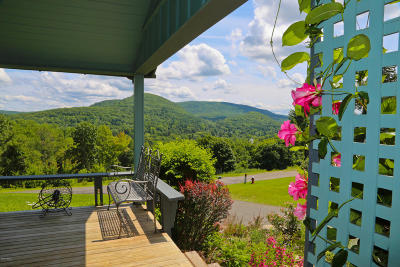 Great Barrington Single Family Home For Sale: Knob Hill Hill
