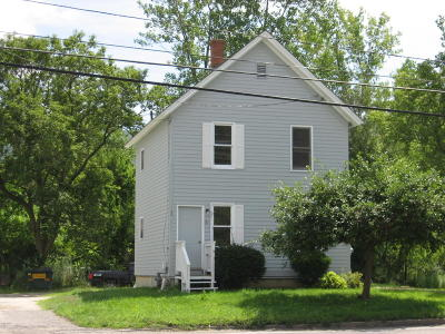 Adams Single Family Home For Sale: 81 Howland Ave