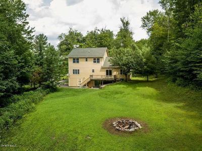 Lanesboro Single Family Home For Sale: 56 Greylock Estates Rd
