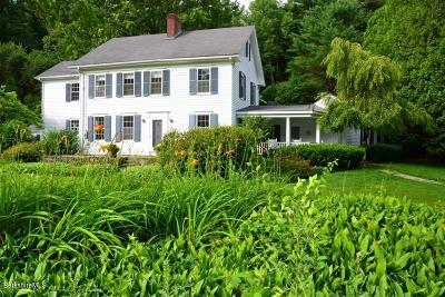 Berkshire County Single Family Home For Sale: 240 Jug End Rd