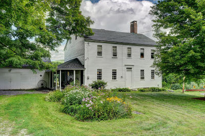 Berkshire County Single Family Home For Sale: 19 East Rd Rd