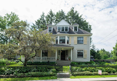 Great Barrington Single Family Home For Sale: 67 Taconic Ave