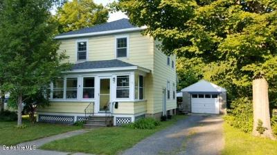 Pittsfield Single Family Home For Sale: 22 Morgan St