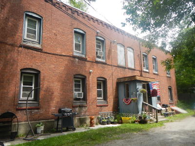 Pittsfield Multi Family Home For Sale: 122 Dewey Ave