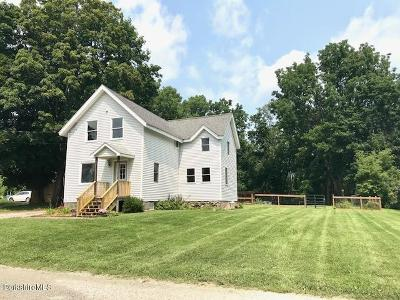 Great Barrington Single Family Home For Sale: 23 Mechanic St