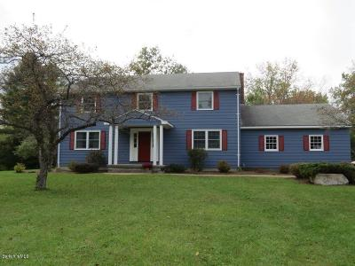 Pittsfield Single Family Home For Sale: 172 Mountain Dr