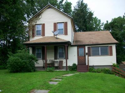 Pittsfield MA Single Family Home For Sale: $99,000