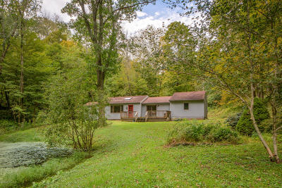 Alford, Becket, Egremont, Great Barrington, Lee, Lenox, Monterey, Mt Washington, New Marlborough, Otis, Sandisfield, Sheffield, South Lee, Stockbridge, Tyringham, West Stockbridge Single Family Home For Sale: 15 Oxbow Rd
