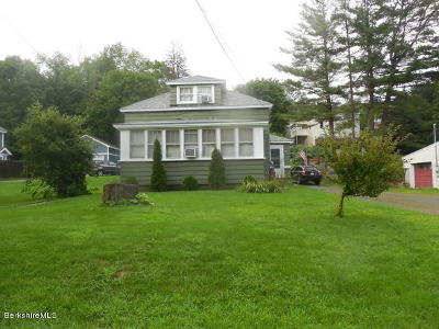 Adams, Clarksburg, Florida, New Ashford, North Adams, Savoy, Williamstown Single Family Home For Sale: 750 Hoosac Rd