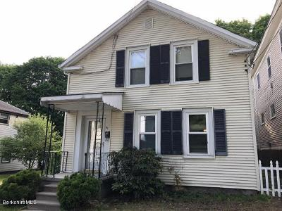 Adams, Clarksburg, Florida, New Ashford, North Adams, Savoy, Williamstown Single Family Home For Sale: 61 Brooklyn St