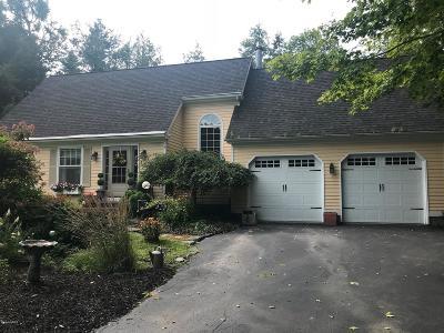 Cheshire, Dalton, Hancock, Hinsdale, Lanesboro, Peru, Pittsfield, Richmond, Windsor Single Family Home For Sale: 70 Sleepy Hollow Dr