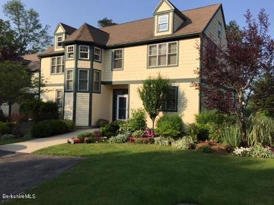Alford, Becket, Egremont, Great Barrington, Lee, Lenox, Monterey, Mt Washington, New Marlborough, Otis, Sandisfield, Sheffield, South Lee, Stockbridge, Tyringham, West Stockbridge Condo/Townhouse For Sale: 2 Woods Ln #2
