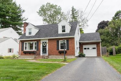 Pittsfield Single Family Home For Sale: 47 Cambridge Ave