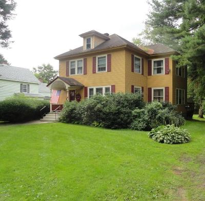 Pittsfield Single Family Home For Sale: 459 West St