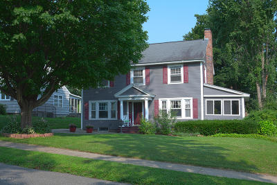 Pittsfield Single Family Home For Sale: 55 Lexington Pkwy