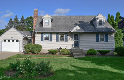 Pittsfield Single Family Home For Sale: 15 Winesap Rd