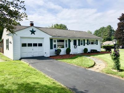 Dalton Single Family Home For Sale: 45 Greenridge Dr