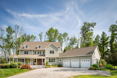 Great Barrington Single Family Home For Sale: 26 Burning Tree Rd