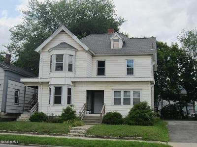 Multi Family Home For Sale: 173 First St