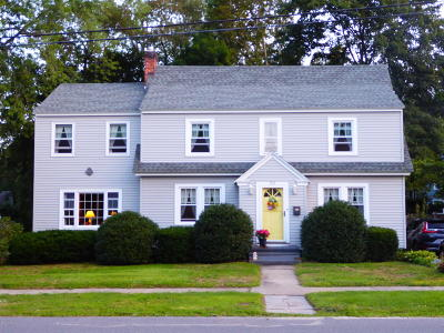 Pittsfield Single Family Home For Sale: 20 Marshall Ave