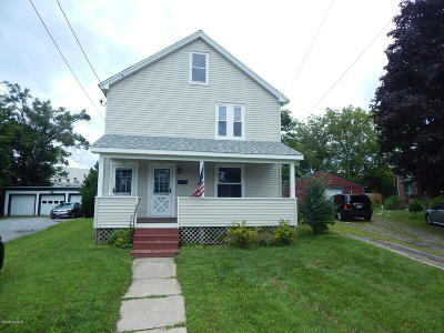 Pittsfield Multi Family Home For Sale: 125 Benedict Rd