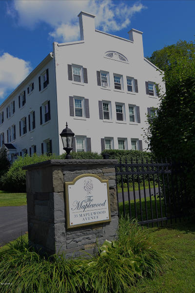 Pittsfield Condo/Townhouse For Sale: 33 Maplewood Ave #204