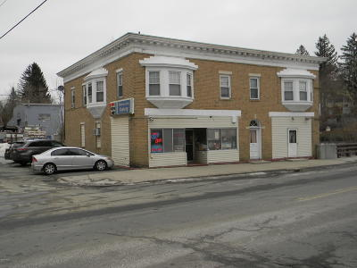 Pittsfield Multi Family Home For Sale: 19-21 Dawes Ave