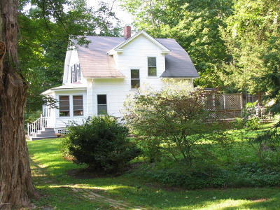Great Barrington Single Family Home For Sale: 410 North Plain Rd