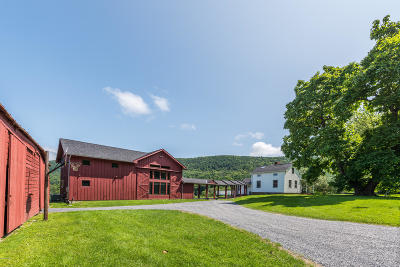 Berkshire County Single Family Home For Sale: 217 Osceola Rd