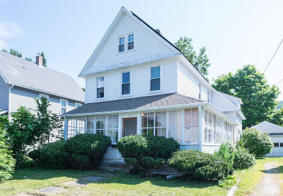 Great Barrington Single Family Home For Sale: 103 East St