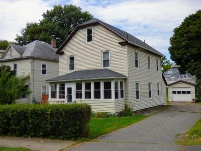 Pittsfield Single Family Home For Sale: 209 Woodlawn Ave