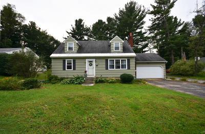 Lanesboro Single Family Home For Sale: 27 Balance Rock Rd