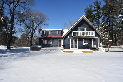 Great Barrington Single Family Home For Sale: 65 Hurlburt Rd