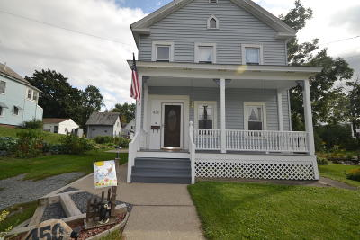 North Adams Single Family Home For Sale: 450 East Main St