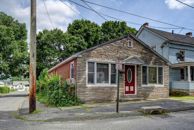 Pittsfield MA Single Family Home For Sale: $79,500