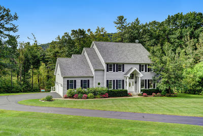 Pittsfield MA Single Family Home For Sale: $619,900