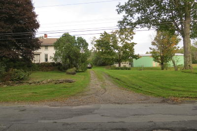 Berkshire County Single Family Home For Sale: 622 North Main St