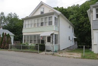 Adams Multi Family Home For Sale: 42 E Hoosac St