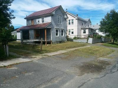 Pittsfield Single Family Home For Sale: 243 Robbins Ave