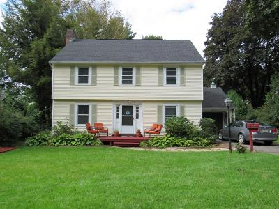 Pittsfield Single Family Home For Sale: 204 Holmes Rd