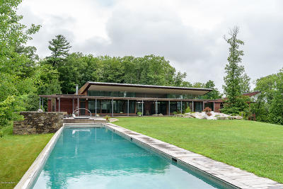 Berkshire County Single Family Home For Sale: 250 Long Pond Rd
