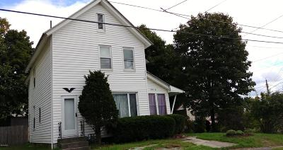 Pittsfield Single Family Home For Sale: 32 Richmond Ave