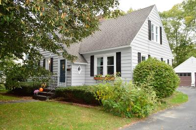Pittsfield Single Family Home For Sale: 25 Dodge Ave