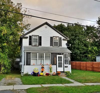 Pittsfield Single Family Home For Sale: 47 Harris St
