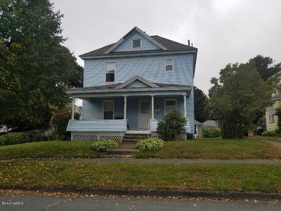 Pittsfield Single Family Home For Sale: 25 Parker St