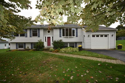 Pittsfield MA Single Family Home For Sale: $214,900