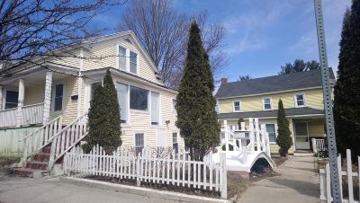 Pittsfield Single Family Home For Sale: 84 Madison Ave