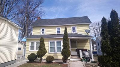 Pittsfield Single Family Home For Sale: 82 Madison Ave